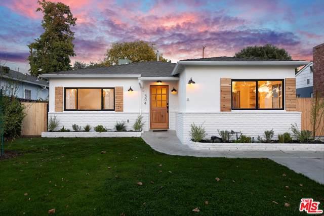504 N Frederic Street, Burbank, CA 91505 (#19530640) :: The Parsons Team