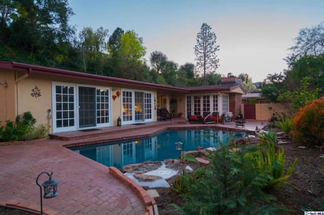 15980 Valley Wood Road, Sherman Oaks, CA 91403 (#319004591) :: The Suarez Team