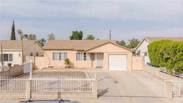 13011 Sunburst Street, Pacoima, CA 91331 (#SR19265914) :: The Fineman Suarez Team