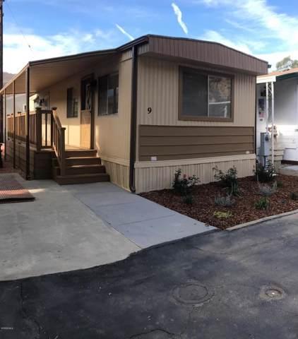 9097 N Ventura Avenue #9, Ventura, CA 93001 (#219013854) :: Randy Plaice and Associates