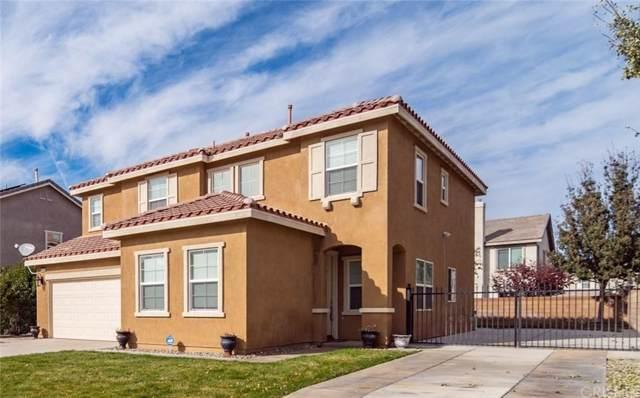 6119 W Avenue J11, Lancaster, CA 93536 (#SR19266344) :: TruLine Realty