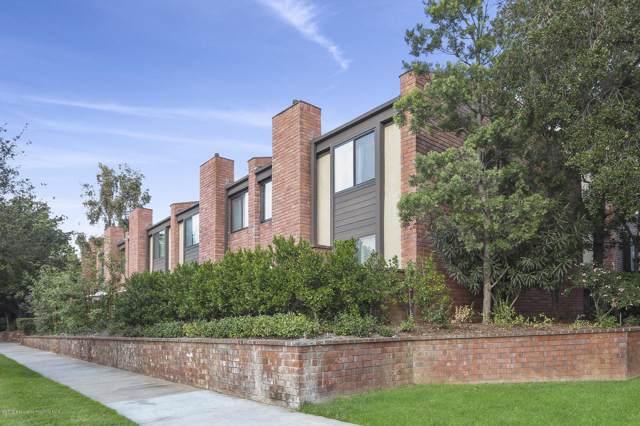 700 S Lake Avenue #143, Pasadena, CA 91106 (#819005249) :: The Parsons Team