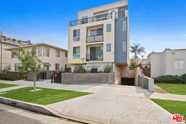8532 Cashio Street Ph2, Los Angeles (City), CA 90035 (#19530708) :: The Agency