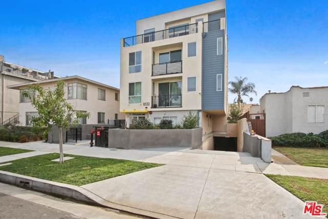 8532 Cashio Street #302, Los Angeles (City), CA 90035 (MLS #19530716) :: Deirdre Coit and Associates