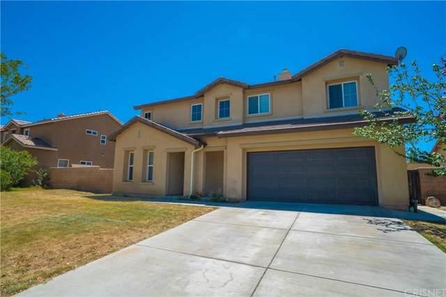 518 W Avenue H13, Lancaster, CA 93534 (#SR19265669) :: TruLine Realty