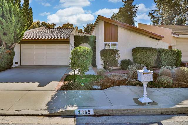2362 Leeward Circle, Westlake Village, CA 91361 (#219013881) :: Lydia Gable Realty Group