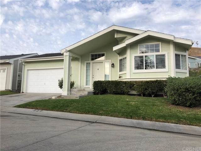 20043 Crestview Drive, Canyon Country, CA 91351 (#SR19266617) :: Randy Plaice and Associates