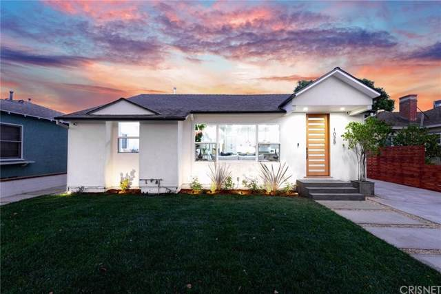 1028 N Valley Street, Burbank, CA 91505 (#SR19250535) :: The Parsons Team
