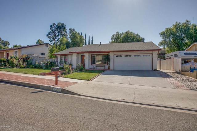 829 Greenbriar Avenue, Simi Valley, CA 93065 (#219013899) :: The Pratt Group