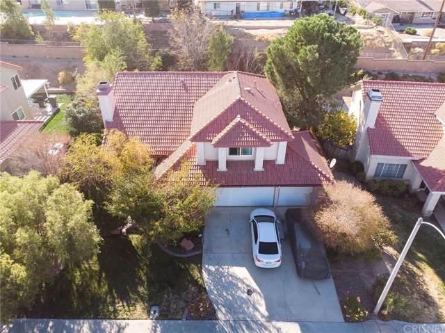 38647 Desert Flower Drive, Palmdale, CA 93551 (#SR19264037) :: TruLine Realty