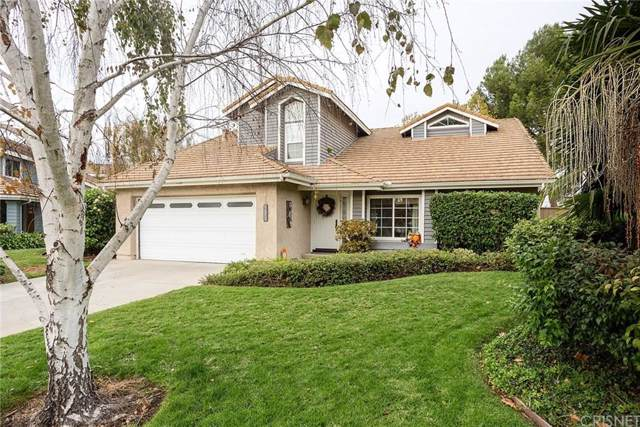 4486 Sunsetmeadow Court, Moorpark, CA 93021 (#SR19255003) :: The Pratt Group