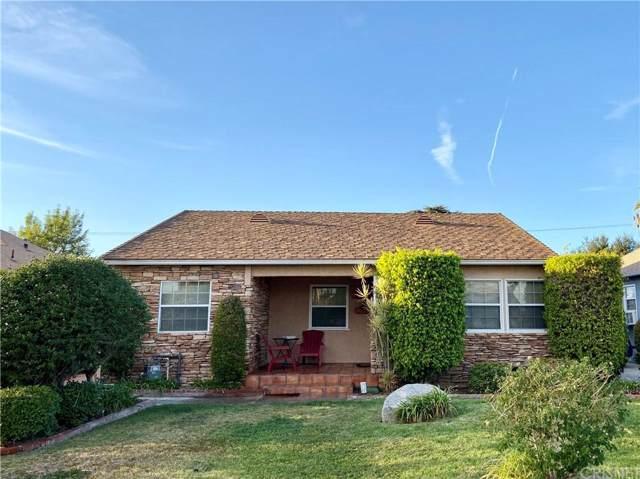 713 N Hagar Street, San Fernando, CA 91340 (#SR19267461) :: The Pratt Group