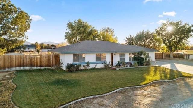 9654 E Avenue R14, Littlerock, CA 93543 (#SR19267608) :: The Pratt Group