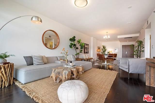3785 Wilshire Boulevard #1605, Los Angeles (City), CA 90010 (#19525396) :: Lydia Gable Realty Group