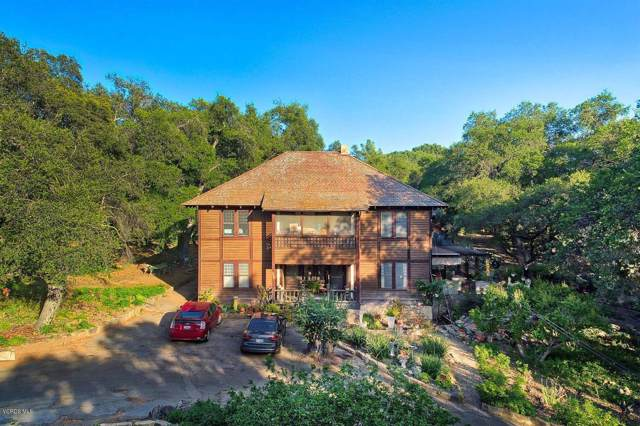 4205 Thacher Road, Ojai, CA 93023 (#219013914) :: Lydia Gable Realty Group