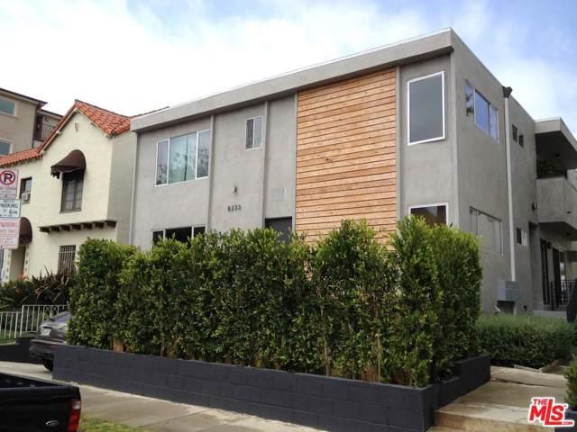 8233 Blackburn Avenue #5, Los Angeles (City), CA 90048 (#19530930) :: The Agency