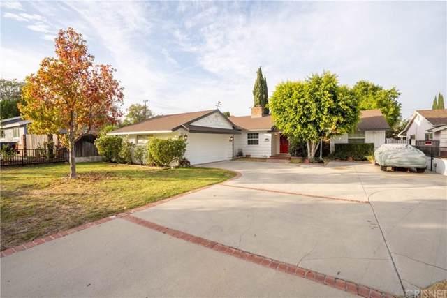 17447 Ludlow Street, Granada Hills, CA 91344 (#SR19267519) :: The Agency