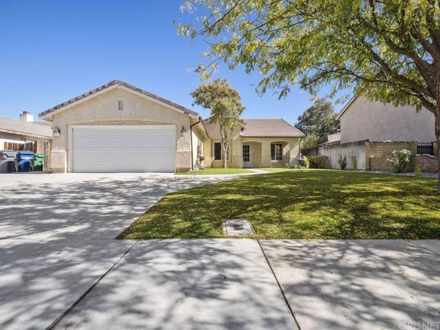 44100 62ND Street W, Lancaster, CA 93536 (#SR19267773) :: TruLine Realty