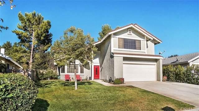 22945 Beech Creek Circle, Valencia, CA 91354 (#SR19251047) :: Randy Plaice and Associates