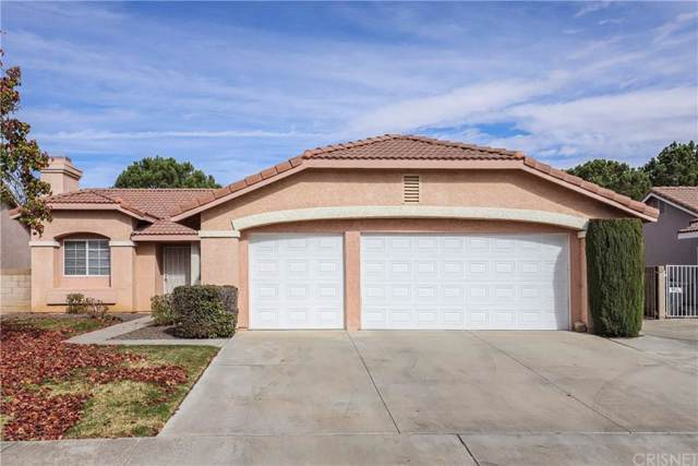 3757 Cocina Lane, Palmdale, CA 93551 (#SR19266873) :: TruLine Realty