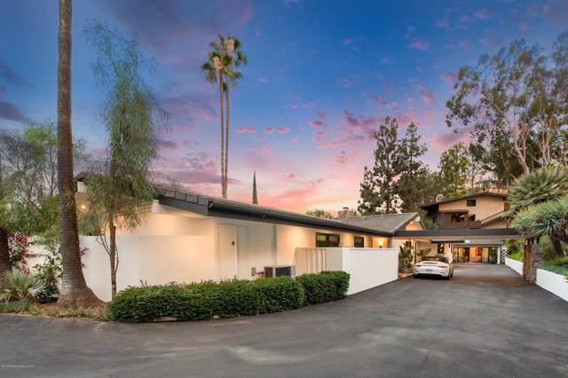 260 Patrician Way, Pasadena, CA 91105 (#819005284) :: The Parsons Team
