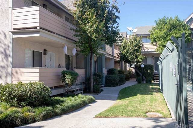 13144 Bromont Avenue #33, Sylmar, CA 91342 (#SR19268318) :: The Fineman Suarez Team