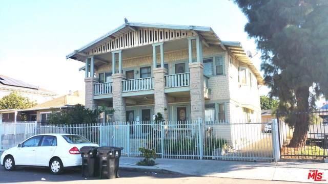 978 Fedora Street, Los Angeles (City), CA 90006 (MLS #19531468) :: Hacienda Agency Inc