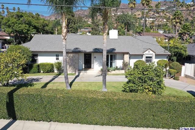 279 W Kenneth Road, Glendale, CA 91202 (#319004605) :: TruLine Realty