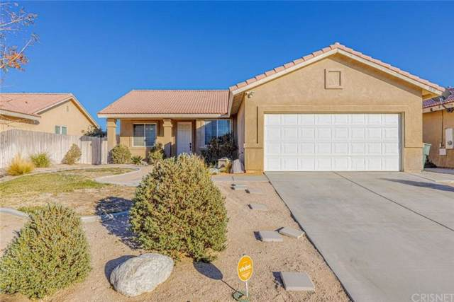 2818 Trakell Street, Rosamond, CA 93560 (#SR19268002) :: The Fineman Suarez Team