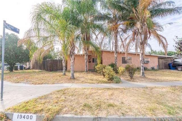 19400 Hatton Street, Reseda, CA 91335 (#SR19262454) :: Randy Plaice and Associates