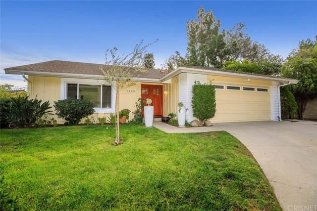 3308 Rainbow Creek Circle, Thousand Oaks, CA 91360 (#SR19268697) :: Lydia Gable Realty Group