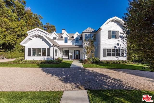 6950 Dume Drive, Malibu, CA 90265 (MLS #19530976) :: Mark Wise   Bennion Deville Homes