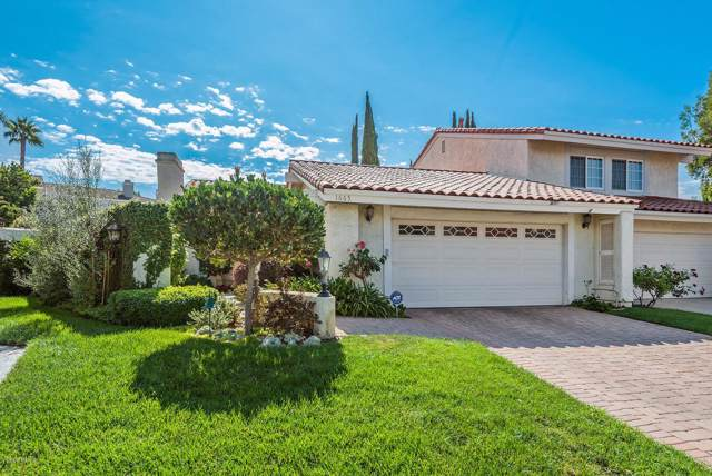 1665 Plum Hollow Circle, Westlake Village, CA 91362 (#219013963) :: Lydia Gable Realty Group