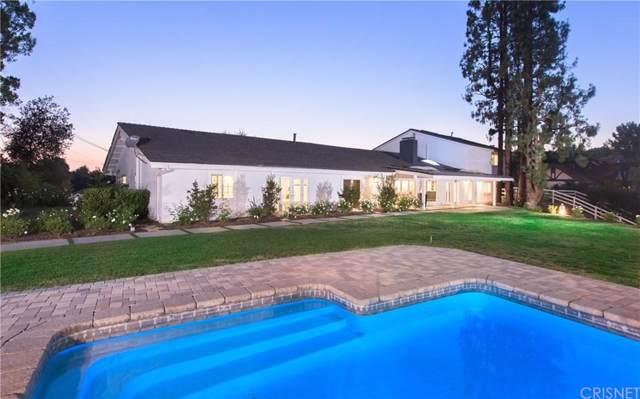 25021 Jim Bridger Road, Hidden Hills, CA 91302 (#SR19268944) :: Lydia Gable Realty Group