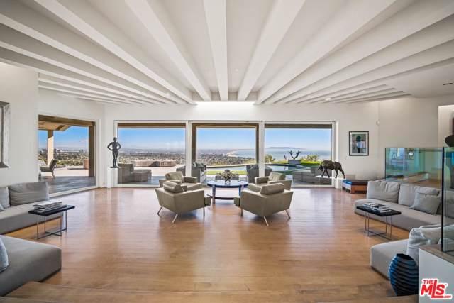 1200 Turquesa Lane, Pacific Palisades, CA 90272 (#19530852) :: TruLine Realty