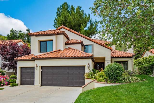 743 Cedar Point Place, Westlake Village, CA 91362 (#219013971) :: Lydia Gable Realty Group