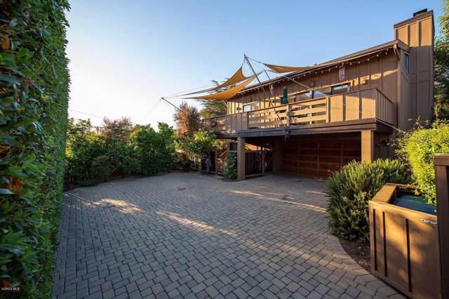 2979 La Combadura Road, Santa Barbara, CA 93105 (#219013974) :: Golden Palm Properties