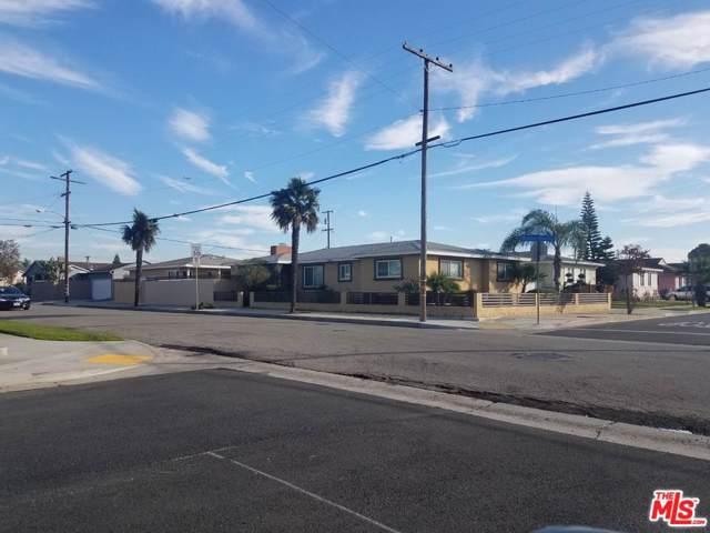 2618 W Arbor Vitae Street, Inglewood, CA 90305 (MLS #19530854) :: The Jelmberg Team