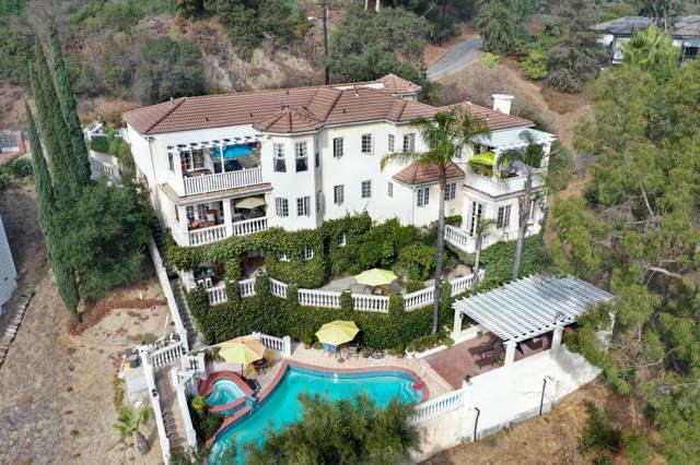 1348 Wierfield Drive, Pasadena, CA 91105 (#819005315) :: TruLine Realty