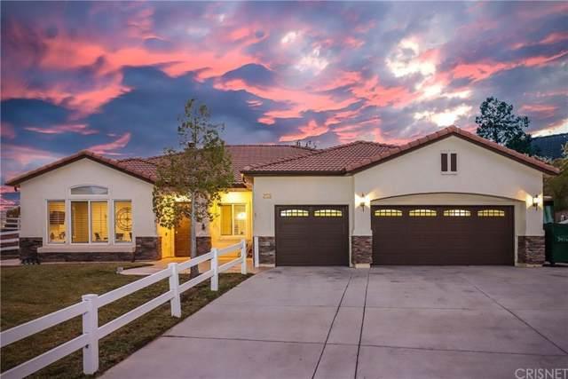 34335 Aspen Street, Acton, CA 93510 (#SR19268602) :: Lydia Gable Realty Group