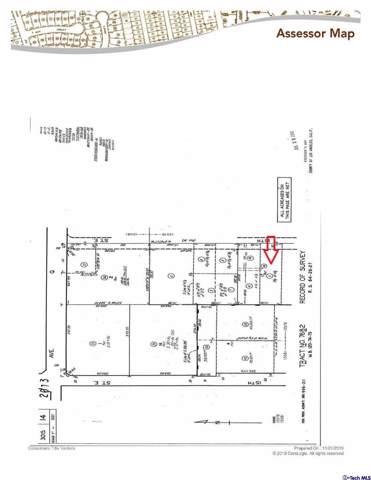 0 Vac/16Th Ste/Vic Avenue Q, Palmdale, CA 93550 (#319004664) :: TruLine Realty