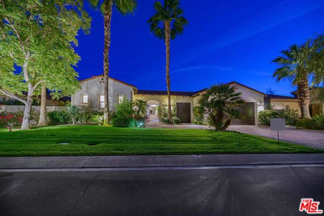 107 Royal Saint Georges Way, Rancho Mirage, CA 92270 (MLS #19530722) :: Mark Wise | Bennion Deville Homes
