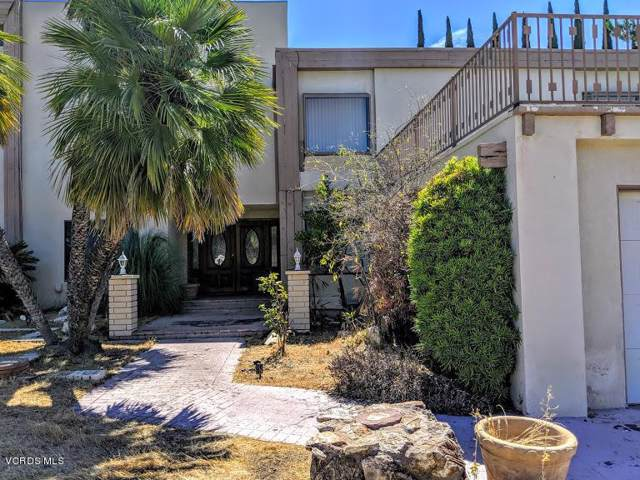 16930 Encino Hills Drive, Encino, CA 91436 (#219014006) :: Randy Plaice and Associates