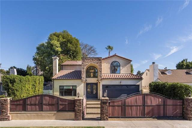 5028 Sunnyslope Avenue, Sherman Oaks, CA 91423 (#SR19267679) :: Randy Plaice and Associates