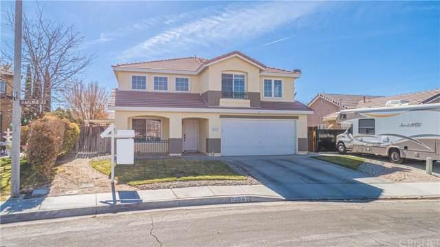 6206 W Avenue J3, Lancaster, CA 93536 (#SR19269622) :: Randy Plaice and Associates