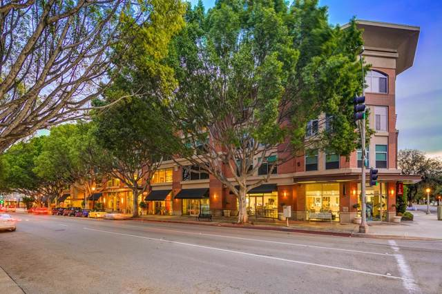 840 E Green Street #213, Pasadena, CA 91101 (#819005326) :: TruLine Realty