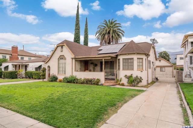 669 W Glenoaks Boulevard, Glendale, CA 91202 (#319004667) :: TruLine Realty