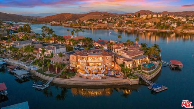 22485 Whirlaway Court, Canyon Lake, CA 92587 (#19531434) :: Randy Plaice and Associates