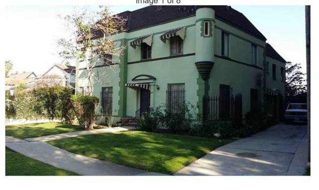 946 S Ogden Drive, Los Angeles (City), CA 90036 (#SR19270029) :: TruLine Realty