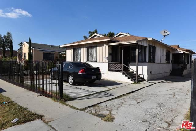 1311 W 94TH Street, Los Angeles (City), CA 90044 (#19531986) :: The Parsons Team